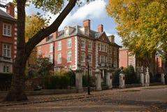 Kensington. Vicino a Hyde Park. Londra Fotografie Stock