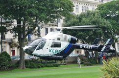 Kent Air Ambulance, Warrior Square Stock Photography