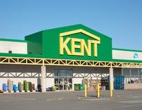 Kent Building Supplies Outlet fotografia stock