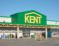 Kent Building Supplies Outlet. Stock Photo