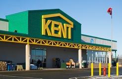 Kent Building Supplies Store fotografie stock