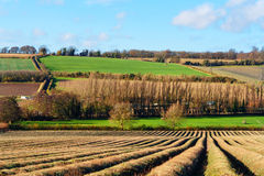 Kent countryside uk Stock Photo