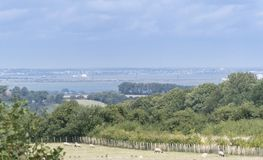 Kent Countryside View fotos de stock