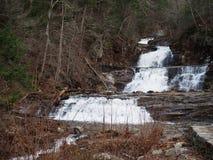 Kent Falls State Park royalty-vrije stock foto