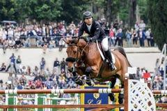 International Horse Riding 87° Csio Piazza Of Siena Roma 2019 - Premio Loro Piana. Kent farrington winner  of premio lora piana  during 87° Csio Piazza Of