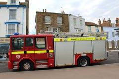 Kent Fire brigade truck UK Stock Images