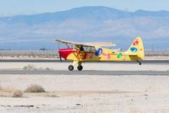 Kent Pietsch Aerobatics Interstate Cadet imagen de archivo libre de regalías
