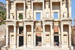 Kenti Smirne del antik di Ephesus Efes Fotografia Stock Libera da Diritti