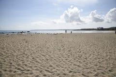 Kenting海滩 图库摄影