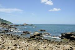 Kenting的海滩 免版税库存图片