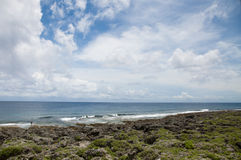 Kenting National Park. The park is a national park located in the Taiwan. It is Taiwan's oldest and southernmost national park, covering the southernmost area of Stock Image