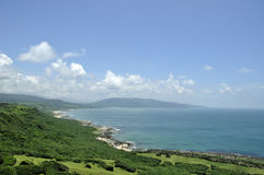 Kenting's beach Stock Photography
