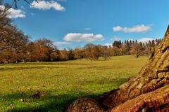 Kentish landskap Fotografering för Bildbyråer