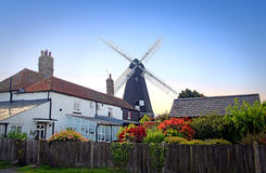 Kentish windmill Royalty Free Stock Photos