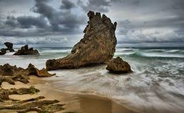 Kenton en el mar Fotos de archivo