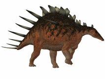 Kentrosaurus-3D Dinosaur Royalty Free Stock Images