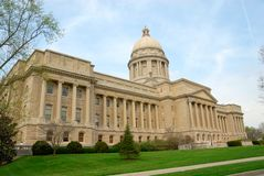 Kentucky Capitol Building Royalty Free Stock Image