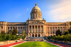 Kentucky Capitol Stock Photography
