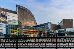 The Kentucky Center for the Performing Arts Royalty Free Stock Photography