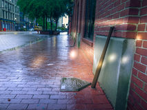 Kentucky för Louisville sluggermuseum trottoar royaltyfri bild