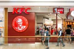 Kentucky Fried Chicken Restaurant foto de stock royalty free
