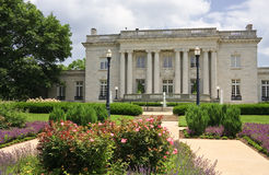 Kentucky Governor's Mansion. In Frankfort stock images