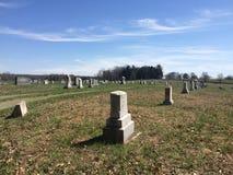 Kentucky kraju cmentarz Obrazy Royalty Free