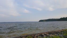 Kentucky lake. Paris landing tn Stock Image