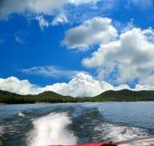 Kentucky na łodzi Zdjęcia Stock