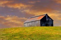 Kentucky-Pferden-Bauernhof Lizenzfreies Stockbild