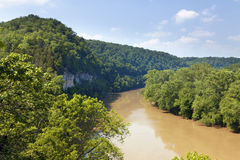 The Kentucky River Royalty Free Stock Photo