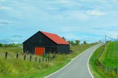 Kentucky-Scheune stockbilder