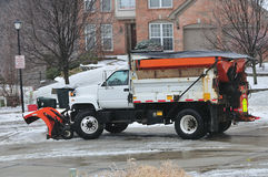Kentucky Snow Plow Stock Images