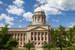 Kentucky State Capitol Stock Photography