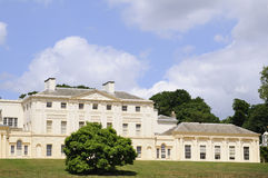 Kenwood house from london uk Royalty Free Stock Photo