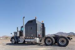 Kenworth semitrailer ciężarówka Zdjęcie Stock