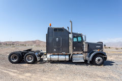 Kenworth semitrailer truck Royalty Free Stock Photography