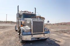 Kenworth semitrailer truck Royalty Free Stock Image