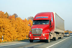 Kenworth T2000 Royalty Free Stock Image