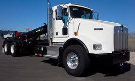 2015 Kenworth T800 Stock Photo