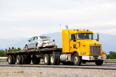 Kenworth T800 Royalty Free Stock Images