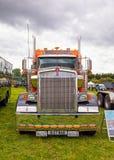 Kenworth W900L ciężarówka obraz royalty free