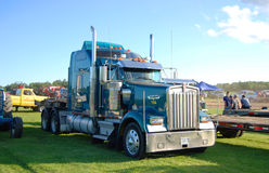 Kenworth W900 Truck Royalty Free Stock Photography