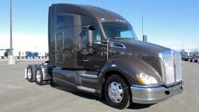 Kenwortht680 2015 Vrachtwagen Stock Afbeelding