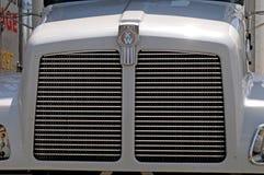 Kenwortth diesel vrachtwagen royalty-vrije stock afbeelding