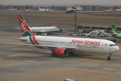 Free Kenya Airways Stock Image - 34705891