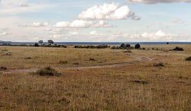 kenya krajobraz Fotografia Royalty Free