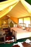Kenya: Mara Porini Camp: Camping on a safari in a luxury tourist stock photography
