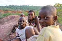 Kenya Marafa royalty free stock photography