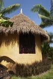 Kenya Masai hut Royalty Free Stock Photos